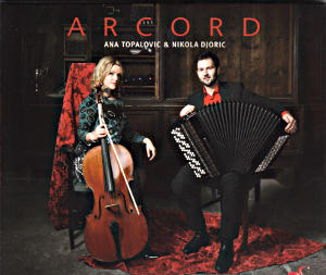 Arcord, inspired by songs and dances / orlando records
