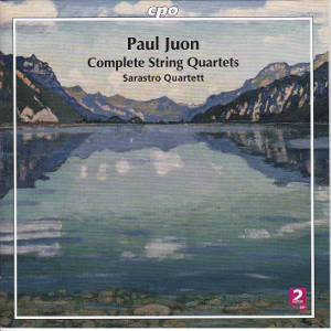 Paul Juon, The String Quartets / cpo