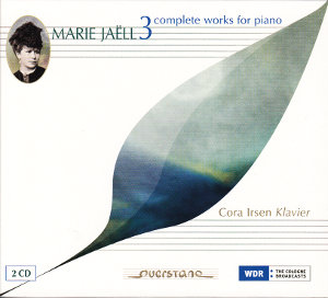 Marie Jaëll 3, complete works for piano • Cora Irsen / Querstand