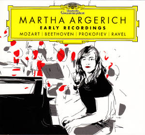 Martha Argerich, Early Recordings / DG