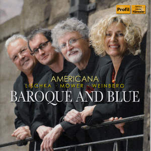 Americana, Baroque And Blue / Profil