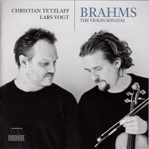 Brahms, The Violin Sonatas / Ondine