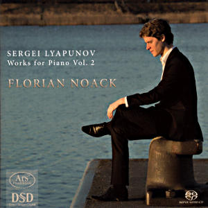 Sergei Lyapunov, Works for Piano Vol. 2 / Ars Produktion