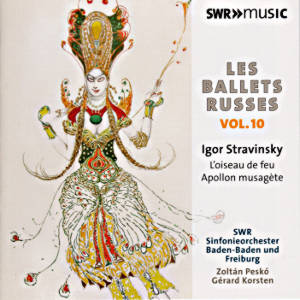 Diaghilev, Les Ballets Russes Vol. X / SWRmusic