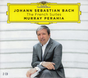 Johann Sebastian Bach, The French Suites / DG
