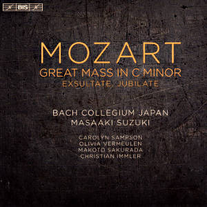 Wolfgang Amadeus Mozart, Great Mass in C Minor / BIS