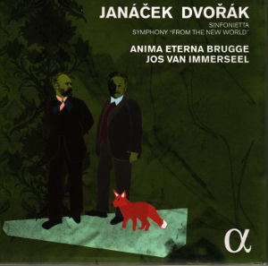 Janáček • Dvořák, Sinfonietta • Symphony From The New World / Alpha Classics