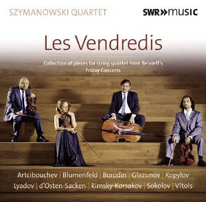 Les Vendredis, Collection of pieces for string quartet from Belaieff's Friday Concerts (1899) / SWRmusic