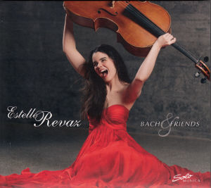Estelle Revaz, Bach & Friends / Solo Musica