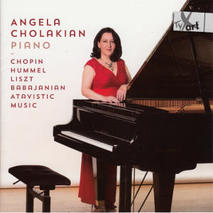 Angela Cholakian Piano