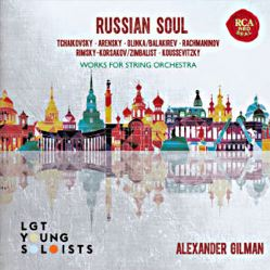 Russian Soul, Works for String Orchestra / RCA