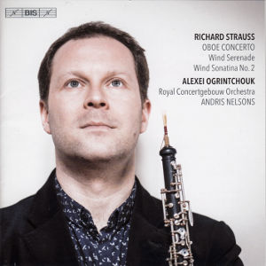 Richard Strauss, Oboe Concerto / BIS