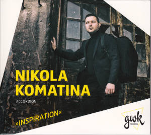 """Inspiration"", Nikola Komatina / GWK Records"