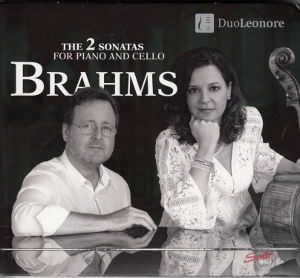 Brahms, The 2 Sonatas for Piano and Cello / Solo Musica