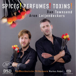 Spices! Perfumes! Toxins!