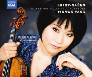 Saint-Saëns, Works for Violin and Orchestra / Naxos
