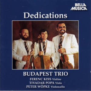 Dedications / Bella musica