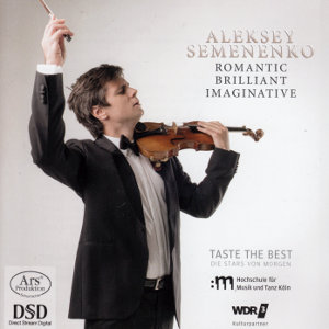 Aleksey Semenenko, Romantic Brilliant Imaginative / Ars Produktion