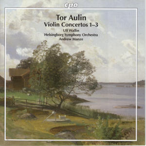 Tor Aulin, The Violin Concertos 1-3 / cpo