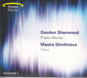 Gordon Sherwood, Piano Works / Sonus Eterna