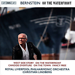Bernstein, On The Waterfront / BIS