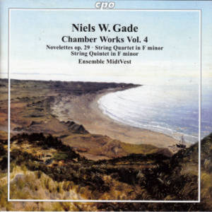 Niels W. Gade, Chamber Works Vol. 4 / cpo