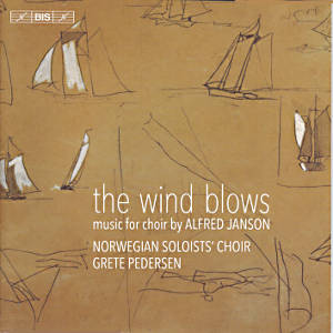 Alfred Janson, the wind blows / BIS