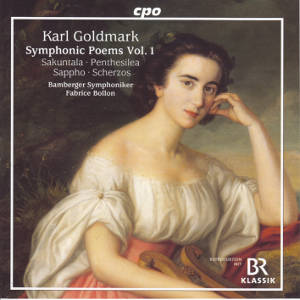 Karl Goldmark, Symphonic Poems Vol. 1 / cpo