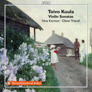 Toivo Kuula, Works for Violin & Piano / cpo