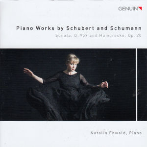 Piano Works by Schubert and Schumann / Genuin