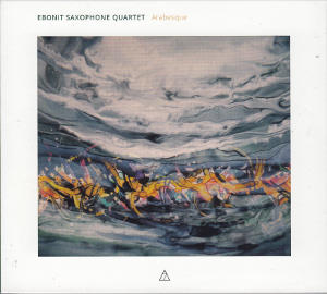 Arabesque, Ebonit Saxophone Quartet / 7 Mountain Records