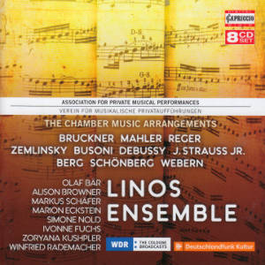 Linos Ensemble, The Chamber Music Arrangements / Capriccio