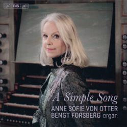 A Simple Song, Anne Sofie von Otter / BIS