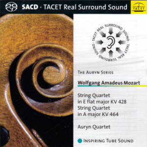 The Auryn Series, Wolfgang Amadeus Mozart / Tacet