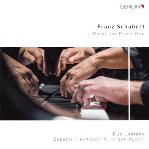 Franz Schubert, Works for Piano Duo / Genuin