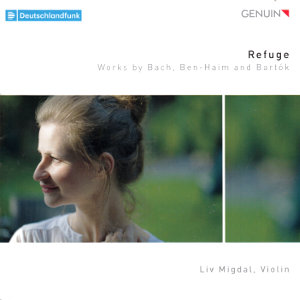 Refuge, Works by Bach, Ben-Haim and Bartók / Genuin