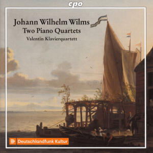 Johann Wilhelm Wilms, Two Piano Quartets / cpo