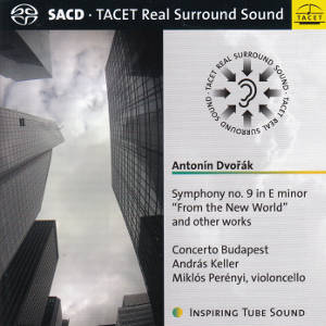 "Antonín Dvořák, Symphony No. 9 E minor ""From the New World"" and other works / Tacet"