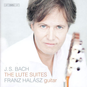 J.S. Bach, The Lute Suites / BIS