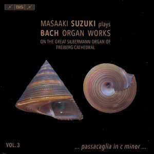 Masaaki Suzuki plays Bach, Organ Works / BIS