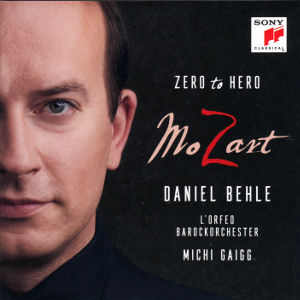Zero to Hero, Mozart / Sony Classical