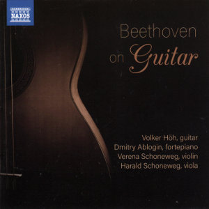 Beethoven on Guitar / Naxos