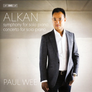 Alkan, Symphony for solo piano • Concerto for solo piano / BIS