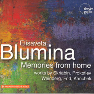 Elisaveta Blumina, Memories from home / Dreyer Gaido