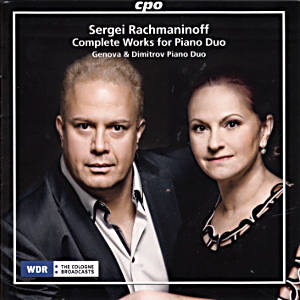 Sergei Rachmaninoff, Complete Works for Piano Duo