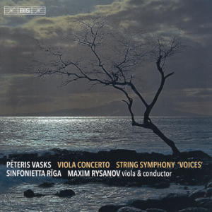 Pēteris Vasks, Viola Concerto • String Symphony 'Voices'