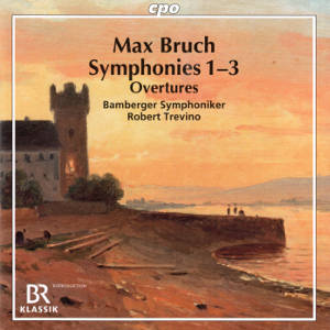 Max Bruch, Complete Symphonies