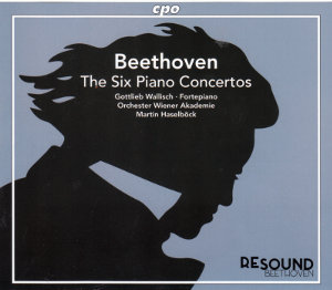 Beethoven, The Six Piano Concertos