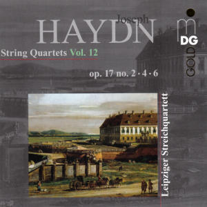 Joseph Haydn, String Quartets Vol. 12
