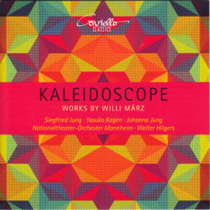 Kaleidoscope, Works by Willi März